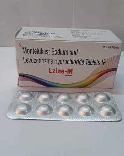 Montelukast Sodium & Levocetirizine Hydrochloride Tablets IP