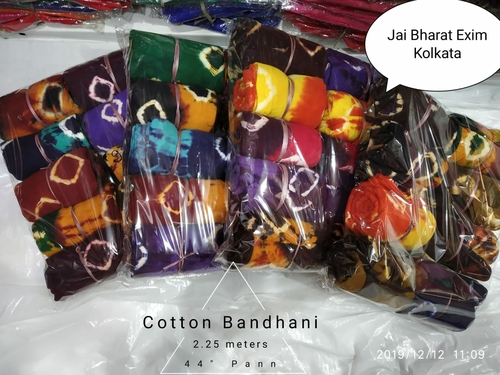 Cotton Bandhani