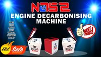 Nuagaon Vehicle Carbon Cleaner Machine