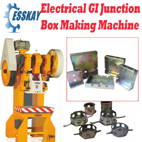 Electrical Gi Box Making Machine