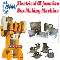 Electrical Gi Box Making Machine