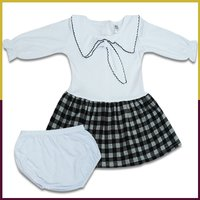 Sumix Canary Baby Girl Frock