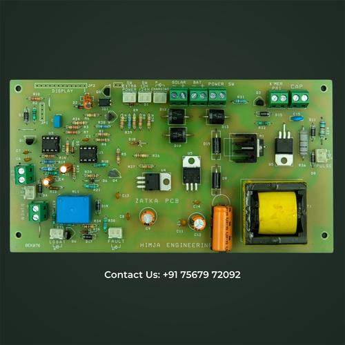 Machine PCB
