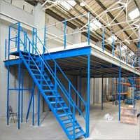 Mezzanine Floor For Warehouse