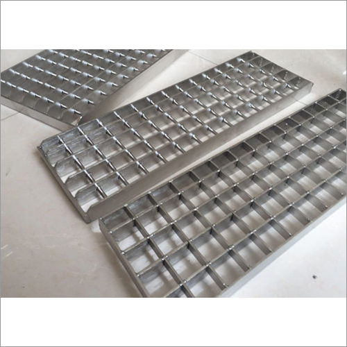 Industrial Stainless Steel Grating