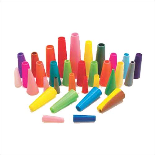 Plain Plastic Cones