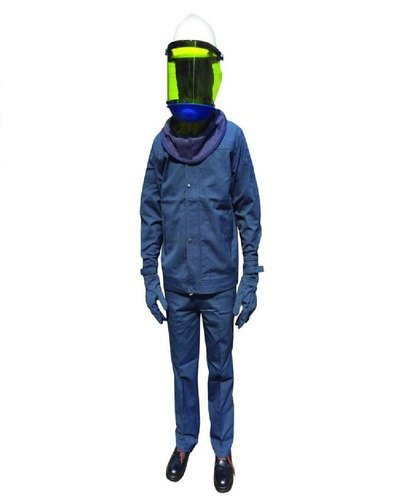 12 CAL ARC Flash Suit