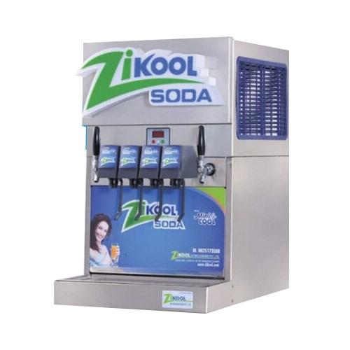 Zikool 4+2 Soda Machine