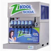 Zikool 6+2 Soda Machine