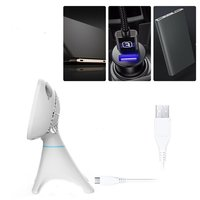 USB Mini Air Conditioner Portable Cooler Fan
