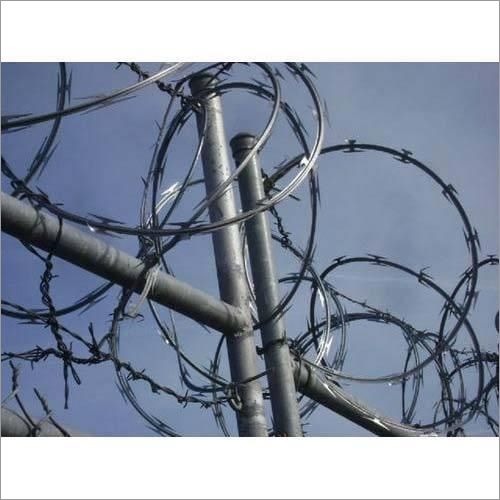 Reinforced Barbed Wire