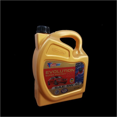 5W40 Synthetic Engine Oil