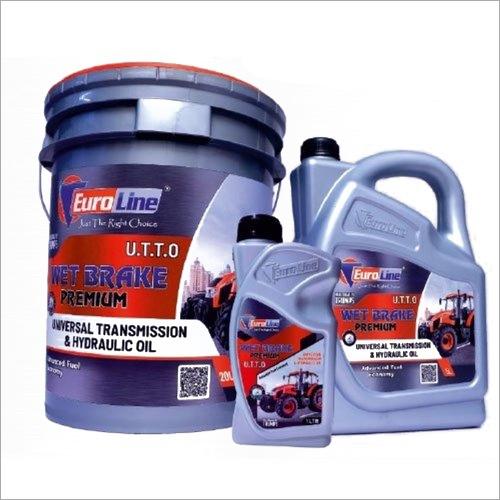 U.T.T.O Wet Brake Hydraulic Oils