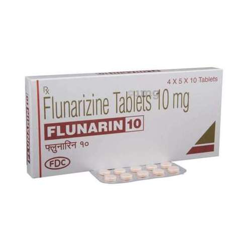 Flunarizine Tablets