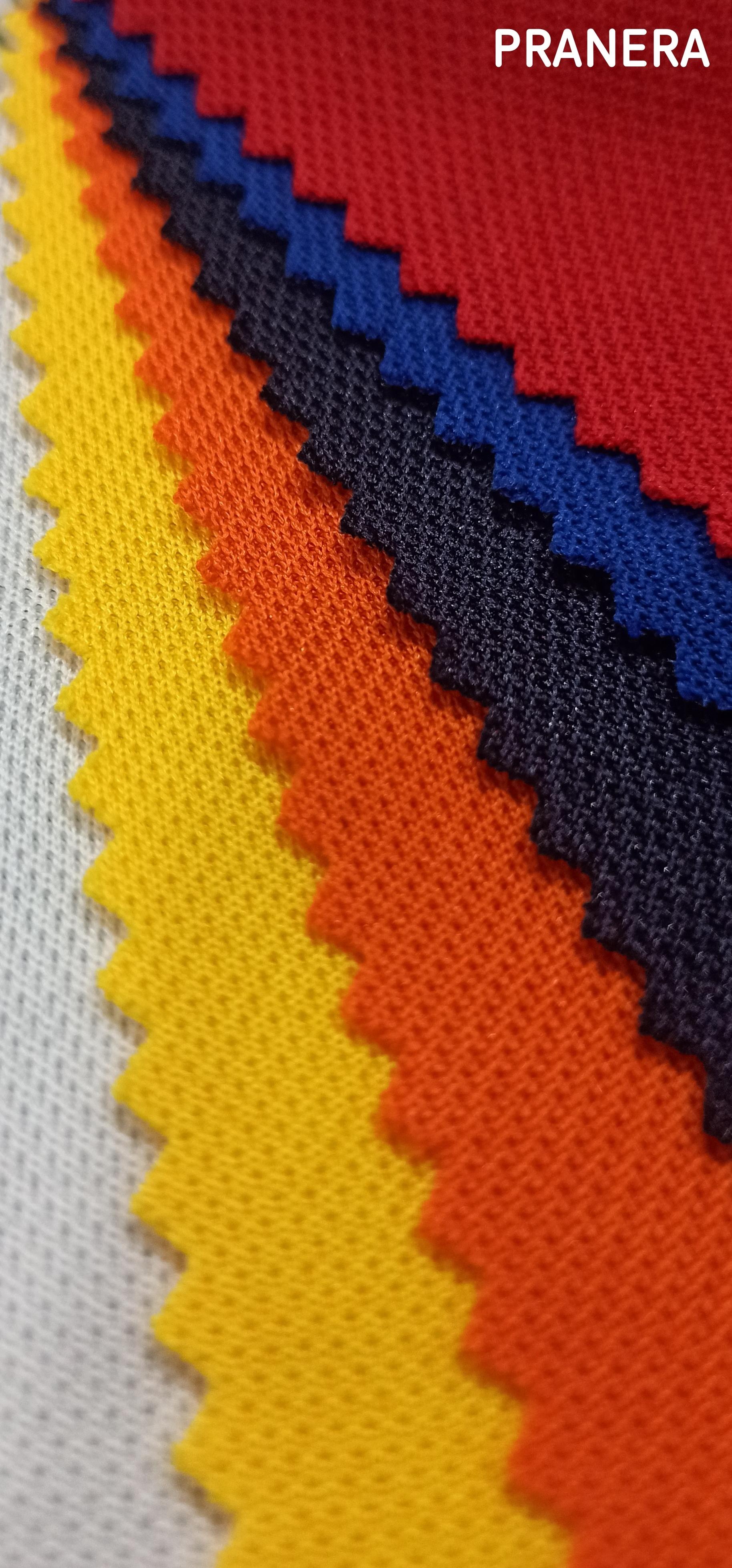 Polo T-Shirt Fabric