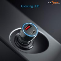 PD 1 USB Car Charger