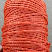 3mm Orange PP Braided Rope