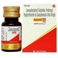 Ambroxol levosalbutamol & Guaiphenesin Syrup