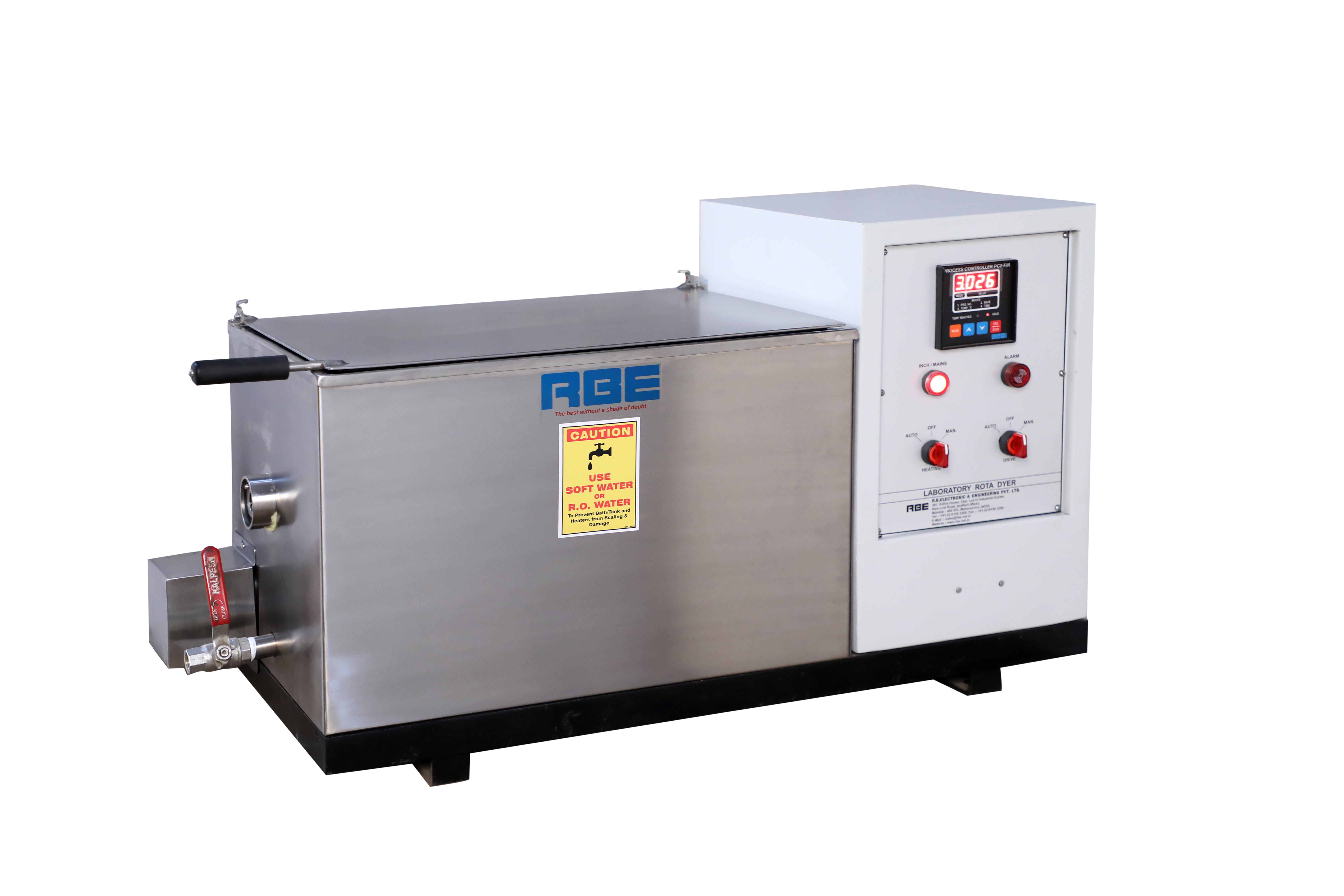 Laboratory Rota Dyer Machine