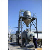Dry Manure Plant