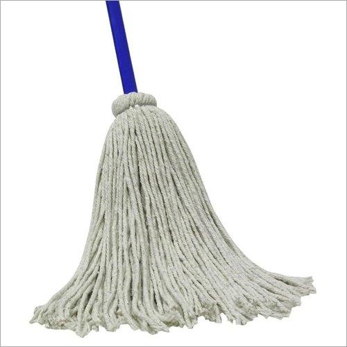 White Cotton Yarn Wet Mop