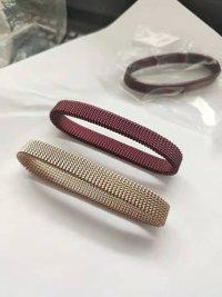 Stainless Steel Elastic Mesh Bracelet