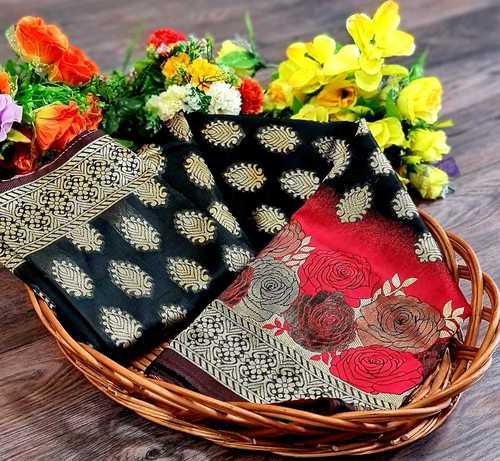 Casual Soft Silk Saree