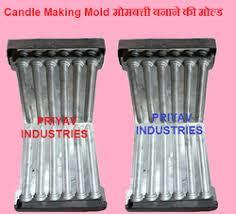 Rs.10/- Candle Making Mold