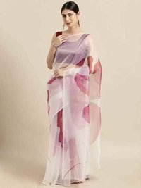Ladies Organza Saree