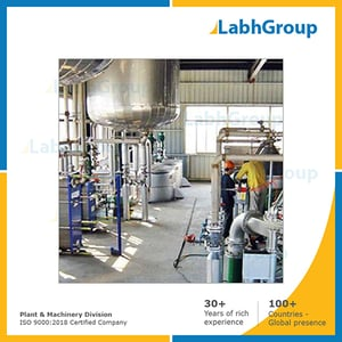 Bleaching powder processing manufacturing plant & machines