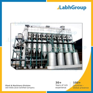 Paraboiled Rice Processing  Plant