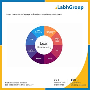 Lean manufacturing optimization consultancy services