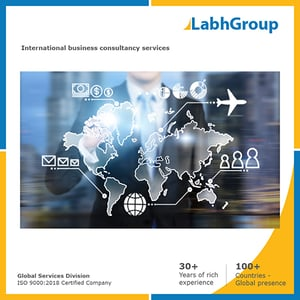 International business consultancy services