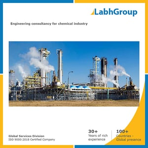 Engineering consultancy for Chemical industry