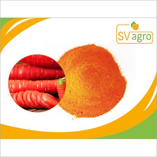 Spray Dried Carrot Fruit Powder- Carrot Fruit