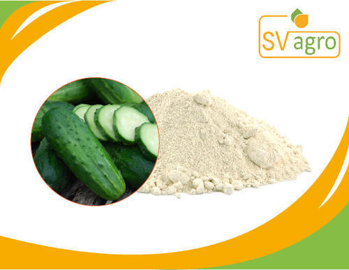 Spray Dried Cucumber Powder
