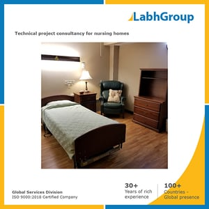 Technical project consultancy for Nursing homes