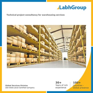 Technical project consultancy for warehousing services