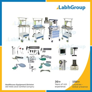 Anaesthesia product & equipment for hospital