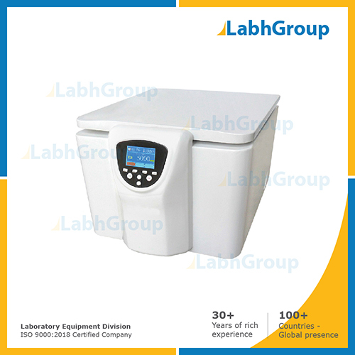 Table top centrifuge for laboratory