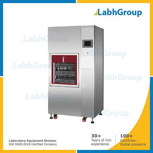 Automatic glassware washer for laboratory