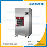Automatic glassware washer for laboratory