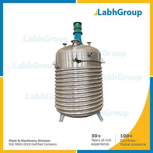 Stainless Steel Limpid Coil Tank