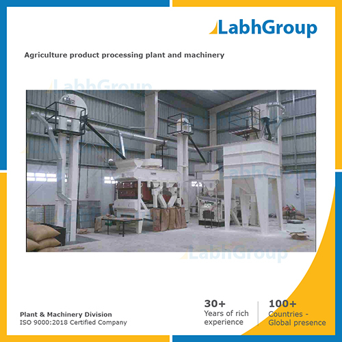 Best quality agriculture product processing plant and machinery