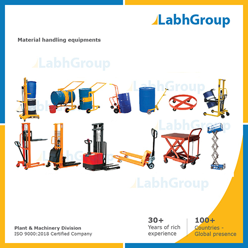 Best quality material handling equipments