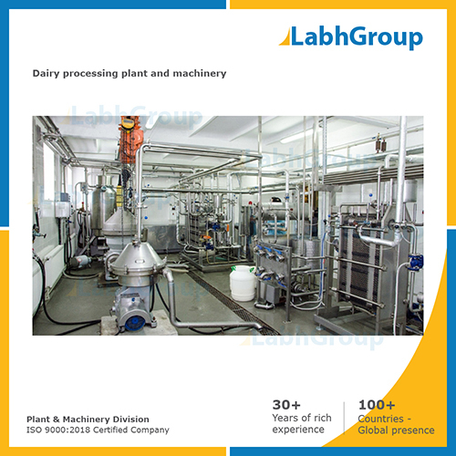 Best quality dairy processing plant and machinery