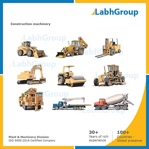 Best quality construction machinery