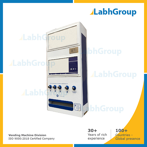Condom box vending machine