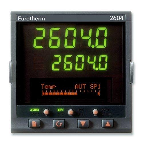 Eurotherm Controller 2604 Advanced Process Controller / Programmer