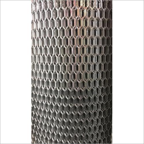 Hexagonal Aluminum Wire Mesh